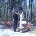 Mom & Dad at Cypress Gardens