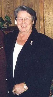 Shirley Mae  Benton