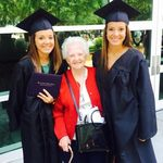 Nana and her twins