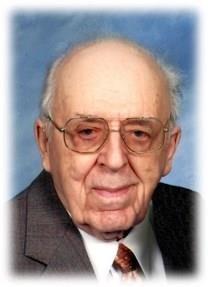 Wayne O. Nyswonger obituary photo