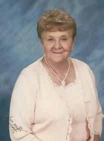 Linda Faye Dougherty obituary photo