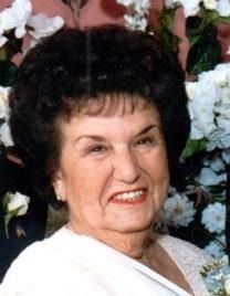 Elmera Myrtle Taylor Todesco obituary photo