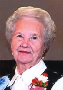 Doris E. Fleetwood obituary photo