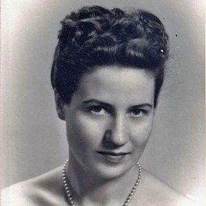 Marie M. Thomas