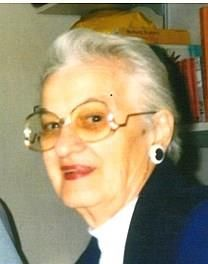 Alma P. Zdanowicz obituary photo