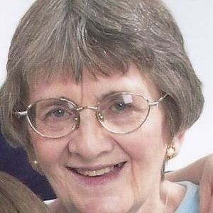 Virginia  Louise (Hanson) Healy Obituary Photo