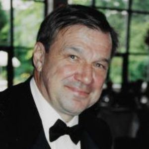 ALLEN E CRANE Obituary Photo