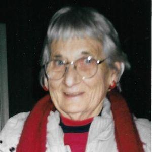 Edna E Ritchie
