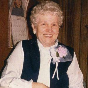 Lillian Marie Block Gaddy Obituary Photo