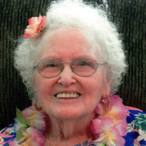 Winifred Jane Slaughter Obituary Photo