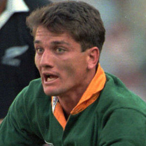 Joost van der Westhuizen Obituary Photo