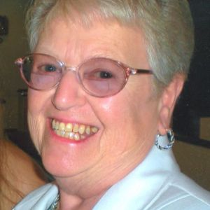 Mary Agnes Patenaude