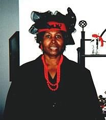 Elnora Brown obituary photo