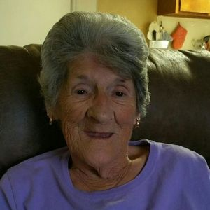 Veda Browning Brockman Obituary Photo