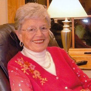 Earlene Bakker Obituary Photo