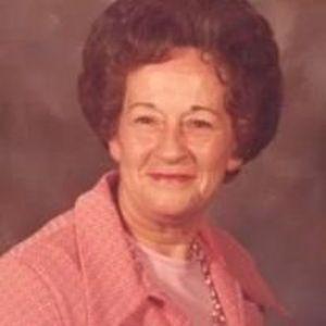 Mildred Grace Clemons