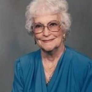 Thelma Smith Warren