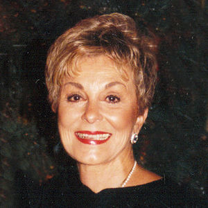 Sona Nahabedian Obituary Photo