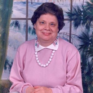 Dorothy Anne Parker Obituary Photo