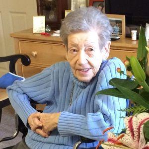 Ruth  A. (Hodgess) Burke Obituary Photo