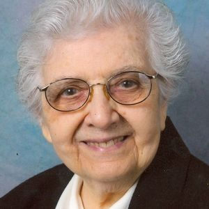 Sr. Mary Jane Benoit