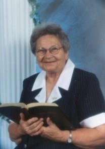 Hady Pauline Fojt obituary photo