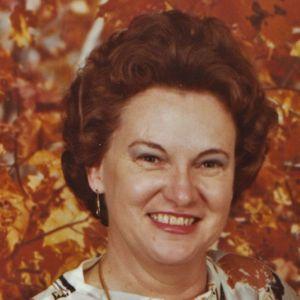 Jeanne Coale Greer
