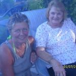 My beautiful momma and grandma. I love these two so much<3