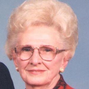 Mrs. Margaret B. Goetz - Malueg
