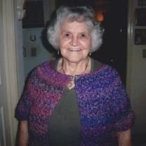 Olga Biasiol obituary photo