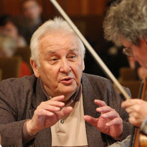 Henryk Mikolaj Gorecki Obituary Photo