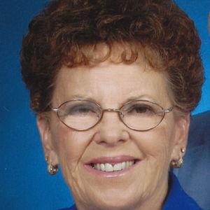Nancy Jane Crowe