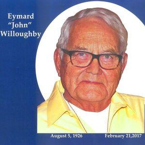 "OSMC Eymard ""John"" Willoughby, USN"