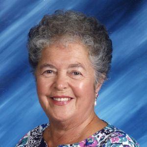 Mrs. Geraldine Matilda Connors