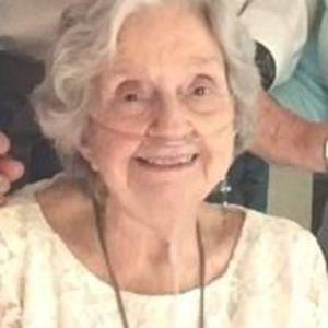 Doris Evelyn Spencer Meece