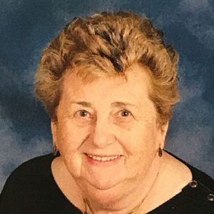 Mary Patricia Harrington Obituary Photo
