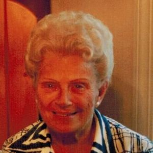 Lillian (Ciesla) Touzin Obituary Photo