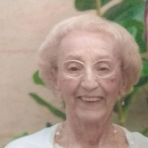 Mary Scaperotto Obituary Photo