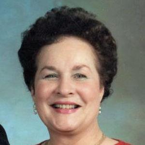 Gladys N. Capps (nee Smith) Obituary Photo