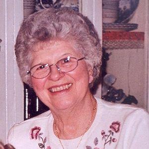 Mrs. Thelma Lee Flora