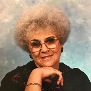 Florence Yvonne Hicks Patterson Obituary Photo