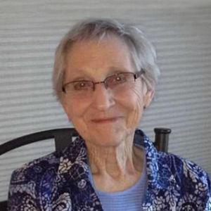 """Dorine """"Donnie"""" A.  Wiebolt Obituary Photo"""