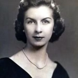 Jean Mary Carswell