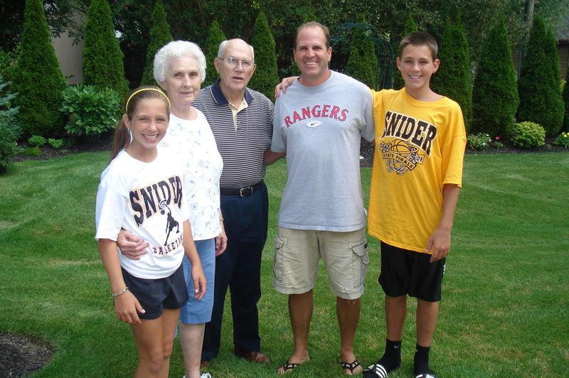 """I love you Grandpa and miss you. You were the best grandpa ever."