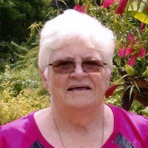 Betty Luckadoo Wall Obituary Photo