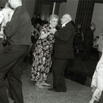 He knew how to party!  Dancing a Polka with Grandma.