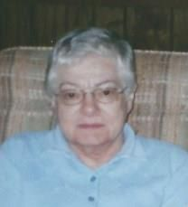 Rose Ann Popp obituary photo