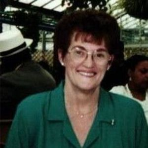 Dorothy Jean Behrle Obituary Photo