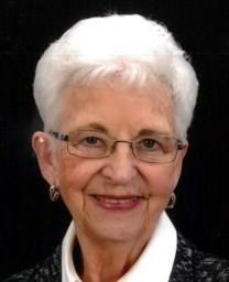 Mildred Irene Tanner obituary photo
