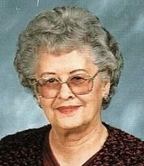 Lillian Broxson obituary photo